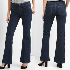 GAP| NWT Long & Lean Bootcut Jeans Size 4/27